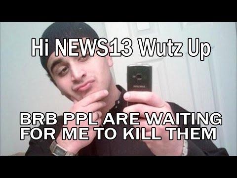 LISTEN! Concerned Citizen Calls NEWS13 Where FAKE Orlando Killer Called