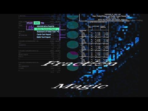 Fraction Magic - Detail Version