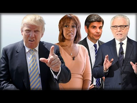 """BOOM! TRUMP TAKES DOWN """"FAKE NEWS"""" IN EPIC BOARD ROOM CONFRONTATION THAT LEFT MEDIA EXECS STUNNED"""