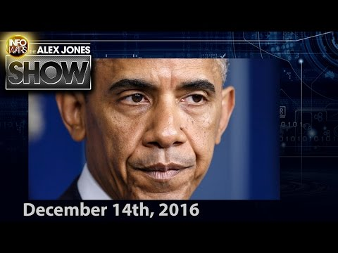 Full Show - Breaking: Obama Launching Coup To Install Hillary - 12/14/2016