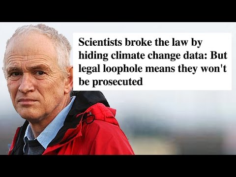 Why Would People Lie About Climate Change? - Questions For Corbett