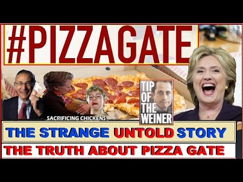 PIZZA GATE - SOMETHING BIG GOING DOWN  - THE REAL STORY
