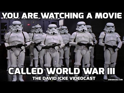 You Are Watching A Movie - Called World War III - David Icke 27/11/2015 (Extended) HD