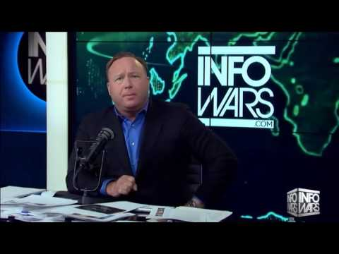 Alex Jones & Steve Pieczenik How Affirmitive Action Politicians Destroyed America