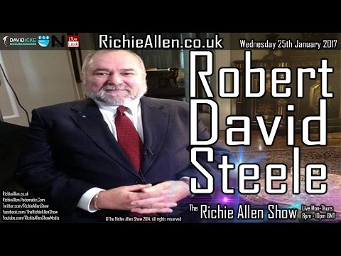 """Robert Steele """"Did Lynn Rothschild Buy Donald Trump For $20 Billion? Or Is He For Real?"""""""