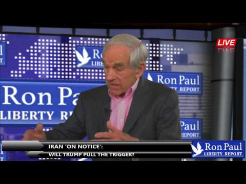 Iran 'On Notice': Will Trump Pull The Trigger?