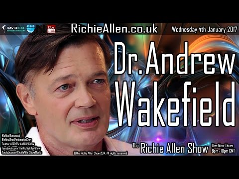 """""""Vaxxed"""" Director Andy Wakefield: """"Donald Trump Told Me That He Believes Vaccines Cause Injuries."""""""