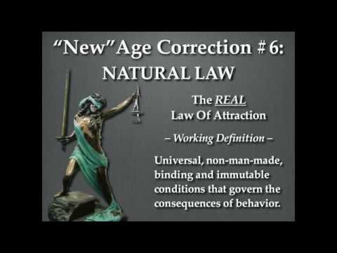 Mark Passio 10 New Age Deceptions 6th Perverted Version Of The Laws Of  Attraction