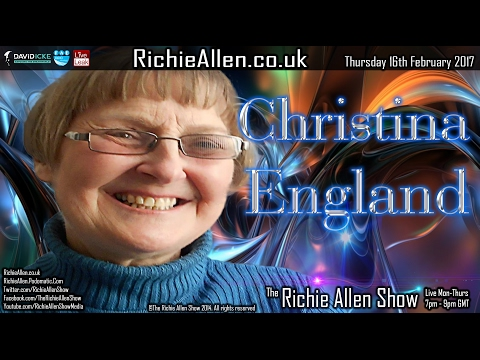 """Christina England """"Silicon Rich Mineral Water Can Tackle Aluminium Toxicity Caused By Vaccines."""""""