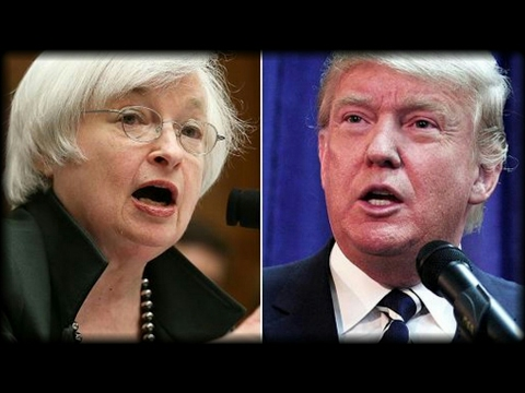 BREAKING: TRUMP'S AMERICA IS OVER! JANET YELLEN IS ABOUT TO DO SOMETHING SICK TO KILL TRUMP'S DREAMS