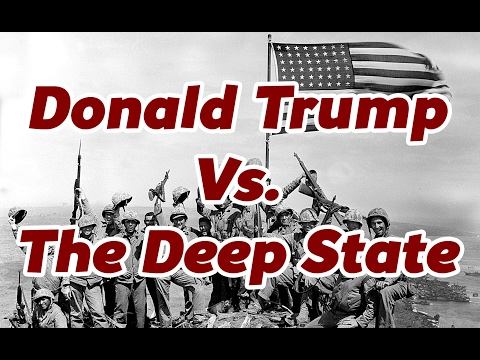 Michael Flynn revealed the war between Donald Trump and the deep state