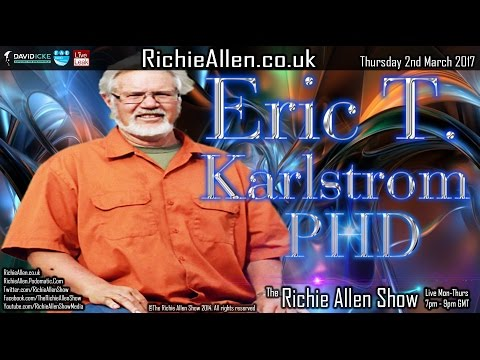 """Eric Karlstrom """"Multiple Agencies Of Government Are Gang-stalking Those Who Challenge The System."""""""