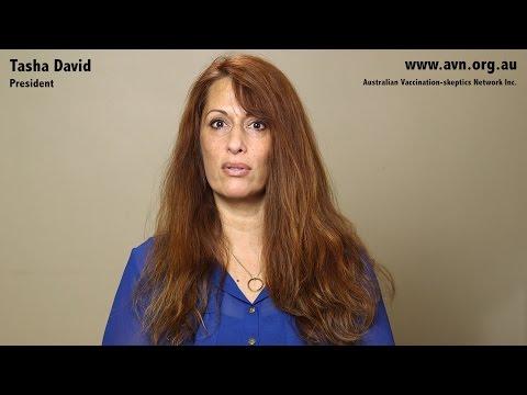 """My Family Was Devastated By Vaccines"" Tasha Dāvid, AVN President"