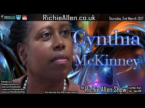 Cynthia McKinney On Her Radio Show Being Cancelled & Her Thoughts On Donald Trump's First Weeks.