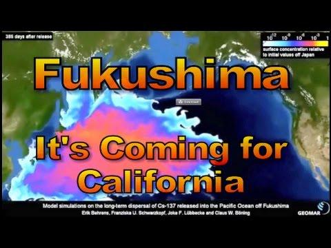 Fukushima - It's Coming for California, 1523