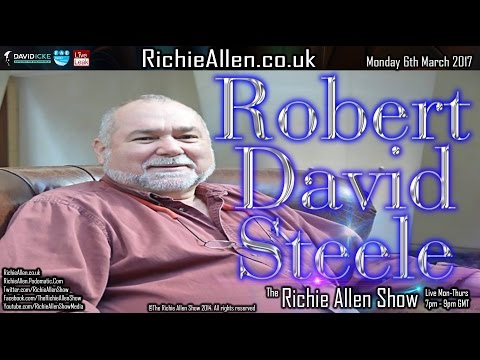 """Robert Steele """"I'll Tell Trump To Dismantle The NSA & Deep State Or It Is All Over For him!"""""""