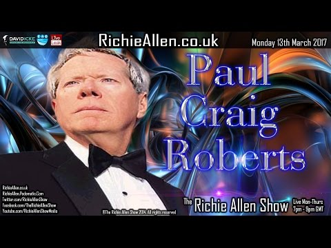 "Paul Craig Roberts ""It's OVER For Trump. Anti-Russian Neocons Are In Charge. Business As Usual."""
