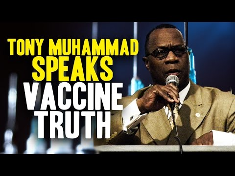 Vaccine Hero for African-Americans: Tony Muhammad