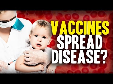 How Vaccines Can SPREAD Disease