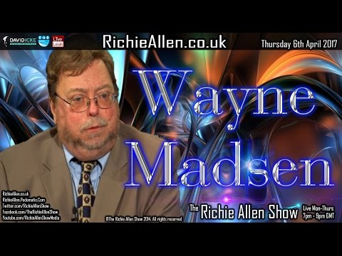 Wayne Madsen Predicting The Launch Of Tomahawk Missiles At Syria By President Donald Trump!