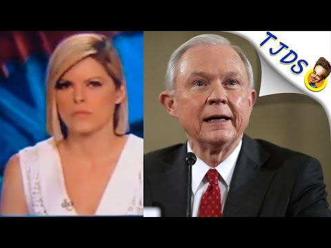 CNN Squirms As Jeff Sessions Hints At Further Media Prosecution