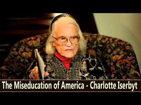The Miseducation of America - Charlotte Iserbyt - Alex Jones Infowars