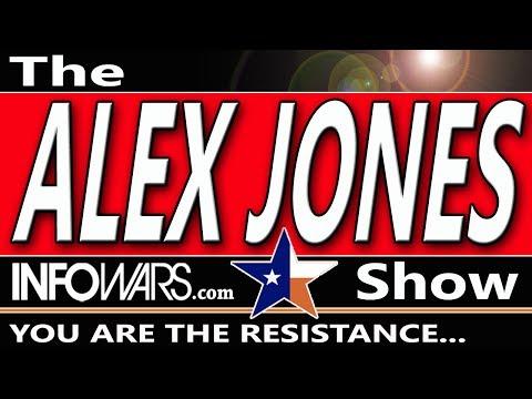 TRUMP OUT? ALEX JONES INFOWARS (7.24.17)(pt-1)