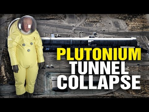 Plutonium Tunnel COLLAPSE at Hanford nuclear facility
