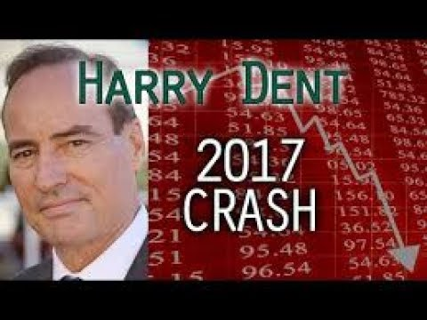 The Crash of 2017 Not to be Delayed Any Longer Harry Dent