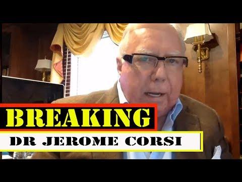 6/7/17 JEROME CORSI - BREAKING STORIES! (pt-3) Alex Jones Infowars
