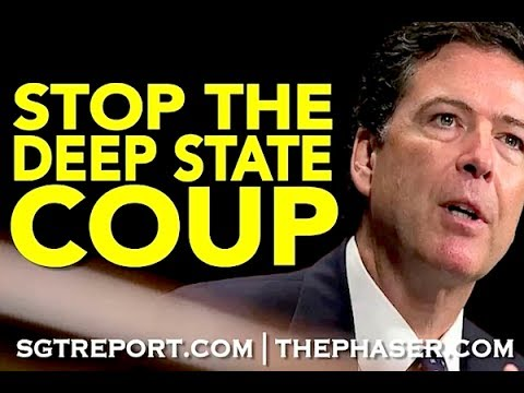 STOP THE DEEP STATE COUP