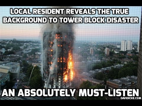 Musician Peaky Saku, On What The Media Won't Tell You About The Grenfell Tower Fire.