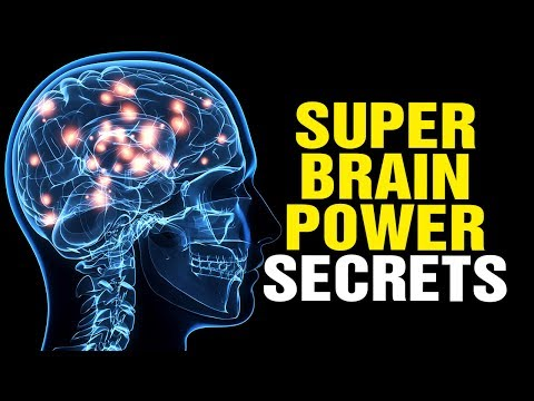 SUPER COGNITION: Health Ranger reveals brain power SECRETS