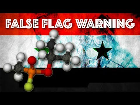 White House Prepares Another Chemical Weapon False Flag Attack in Syria