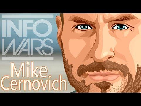 6/30/17 MIKE CERNOVICH, BREAKING! WOW! (pt-6) Alex Jones Infowars