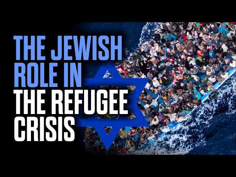 Mark Collett Podcast: The Jewish Role in the Refugee Crisis