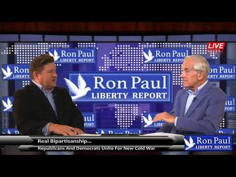 Real Bipartisanship: Republicans And Democrats Unite For New Cold War
