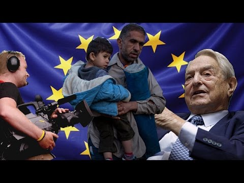 Who Is REALLY Behind the EU Migrant Crisis? - Newsbud Roundtable
