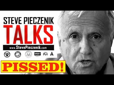 STEVE PIECZENIK (COWARDS): ALEX JONES SHOW 8/22/17 (pt-4) INFOWARS
