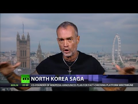 Ken O'Keefe - North Korea is All Smoke And Mirrors!