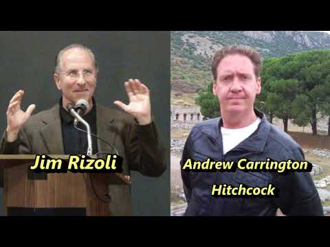 Jim Rizoli Interviews Andrew Carrington Hitchcock, Sept 1, 2017