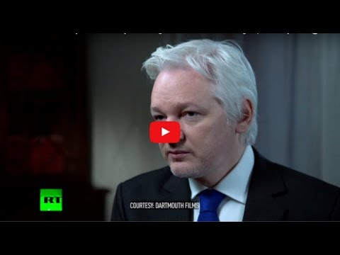 WikiLeaks' Julian Assange Releases Video Exposing Clintons That America Needs To See