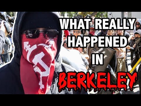 What Really Happened In Berkeley | The Fall Of Antifa