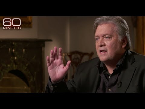 """Bannon Reveals The Truth About Trump...It's All About The """"American System"""""""