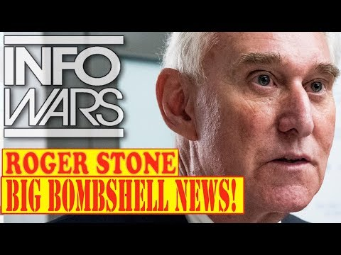 ROGER STONE, BIG BREAKING! ALEX JONES 9/28/17 (pt-4) INFOWARS