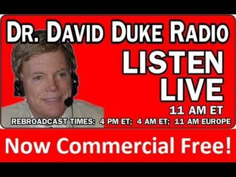 Dr. David Duke Radio Show (September 26th 2017)