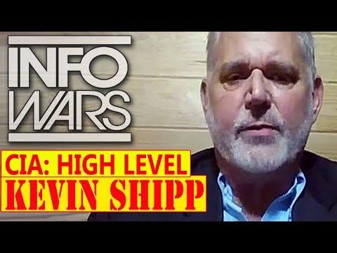 KEVIN SHIPP, HIGH RANKING CIA AGENTs BREAKDOWN: ALEX JONES 10/2/17 (pt-3) INFOWARS