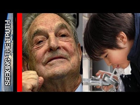 George Soros Demands Fluoride Added To Drinking Water In Schools