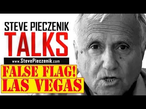 STEVE PIECZENIK says FALSE FLAG!! 10/4/17 (pt-4) REAL NEWS, ALEX JONES INFOWARS, WAR ROOM!