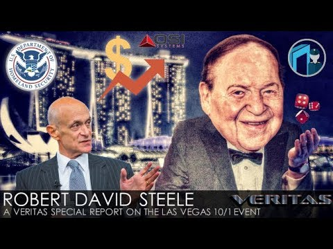 A Veritas Special Report on the Las Vegas 10/1 Event with former CIA Officer Robert David Steele